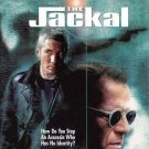 The Jackal (DVD, 1998, Collectors Edition) NEW Free Shipping