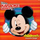 Disney Karaoke Series: Children's Favorite Songs (CD, Sep-2011, Walt Disney) NEW Free Shipping