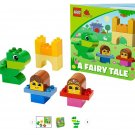 NEW Lego Duplo Toddler Read & Build Fairy Tale Storybook Playset 15 piece 10559 Free Shipping