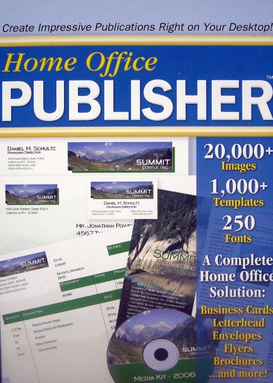 Home Office Publisher