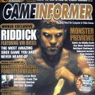GameInformer Riddick Cover Page
