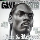 GameInformer Snoop Dog Cover Page