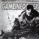 GameInformer Gears Of War 2 Cover