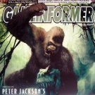 GameInformer Peter Jackson's King Kong Cover