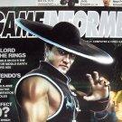 GameInformer Mortal Kombat Shaolin Monks