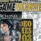 GameInformer 2003 Games In Review Cover