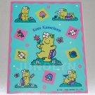1992 Rare VINTAGE SANRIO Hello Kitty KIMI KAMELEEN Sticker Gift Stationery NEW