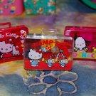 1976 & 1993 RARE Vintage SANRIO Hello Kitty & Pochacco Stamp Set Case