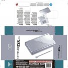 Nintendo Ds Lite Gloss Silver (refurbished)
