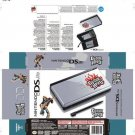 Nintendo Ds Lite Guitar Hero On Tour limited edition  (refurbished)