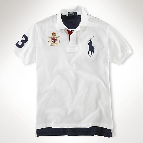 Raulph Lauren - White T-shirt