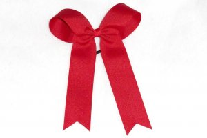 Grosgrain Cheer Bow