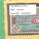 WWII  AMC  20 MARK German