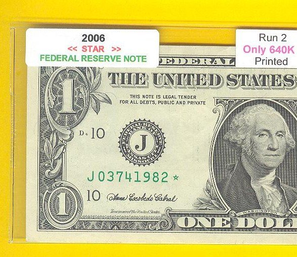 "2006  "" J ""   STAR note RUN 2 == ONLY 640 K printed ..."