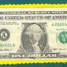 Series 1995, A-N  block $1.00 FRN , LOW #