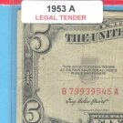 1953a $5.00 Red Seal ....