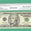 ~ REPEATER ~ $10.00 == GEM 65..........