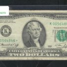 "1976 "" K "" STAR $2.00 FRN = K00564846*"