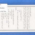 E08 Surrender Leaflet ~~~ Gulf War ~~ Psyc Warfare