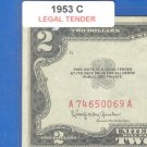 1953c $2.00 Red Seal .... A74650069A