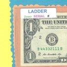 ~ LADDER ~~ down  = B 44 33 2 111 B = Fancy #