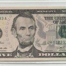 ~ LADDER ~~$5.00 FRN = JH 01233333 A