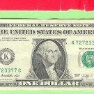FANCY # ~~ 2009 --- $1.00 ~~K 72 72 33 77 C