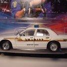 Newport News SHERIFF Car