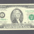 "2003 "" I "" STAR $2.00 FRN = I01375645*"
