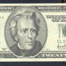 """2001 """" L """" STAR $20.00  CL01150520*"""