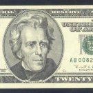 "1996 "" B "" STAR $20.00 AB00825932*"
