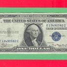 1935a = $1.00 = SILVER certificate E13490582C