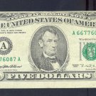 $5.00 === ERROR NOTE=== No margin Top == A66776087A