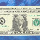 "1985 "" K  "" STAR $1.00 = K01674263*"