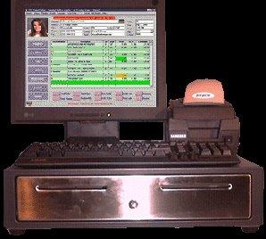 POS, Point of Sale, Cash Register - Premium System