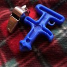 Personal Safety and Self Defense - Keychain Comtech Stinger and Security Whistle