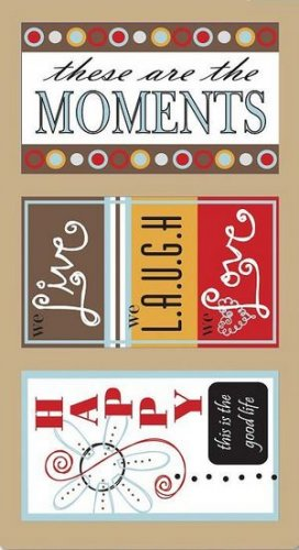Sticko - bookworks - vibrant business cards