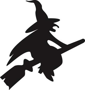 Junkitz Witch foam stampz