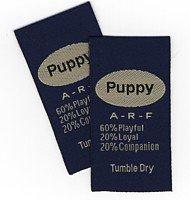 Junkitz Labelz - Puppy