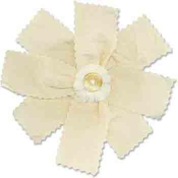 Junkitz Teresa Collins Fabric Flowerz - Medium