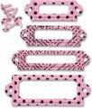 Junkitz teresa collins book platez - pink
