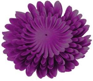 Junkitz flowerz - plum