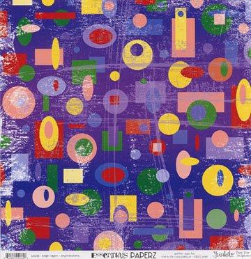 Junkitz Brights geometric paperz