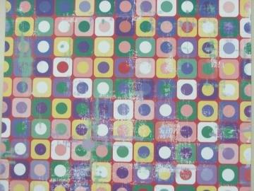 Junkitz Brights Retro Squares Paperz