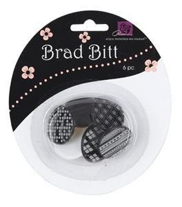 Prima Brad Bitt black and white