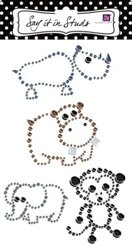 Prima Say it with Studs - Zoo Fun