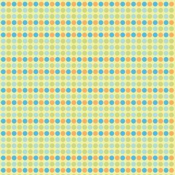 SandyLion Pooh Polka Dot 12x12