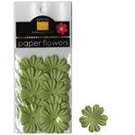 "Bazzill Paper Flowers 1.5"" -primula parakeet"