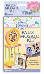 Tera Leigh Faux Mosaic Kit by Ranger