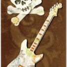 Paper Bliss Salon Rock and Roll Icon Chipboard